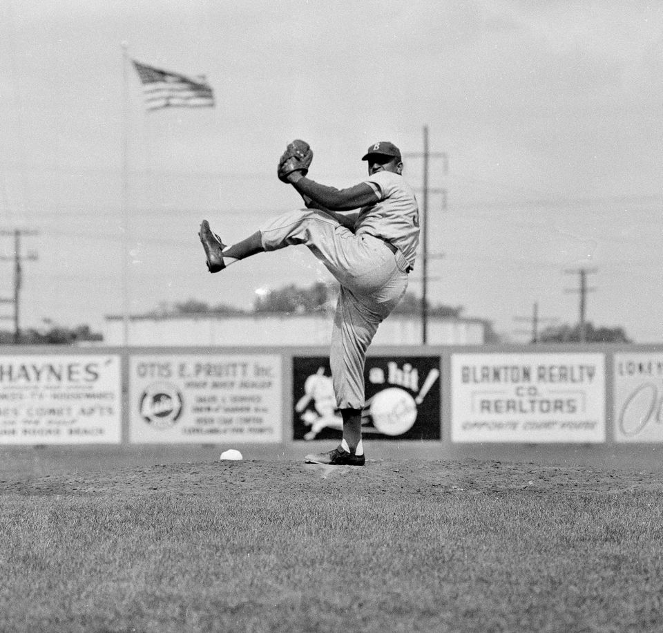 Mr. Newcombe was a towering presence on the mound who was not afraid to pitch inside.