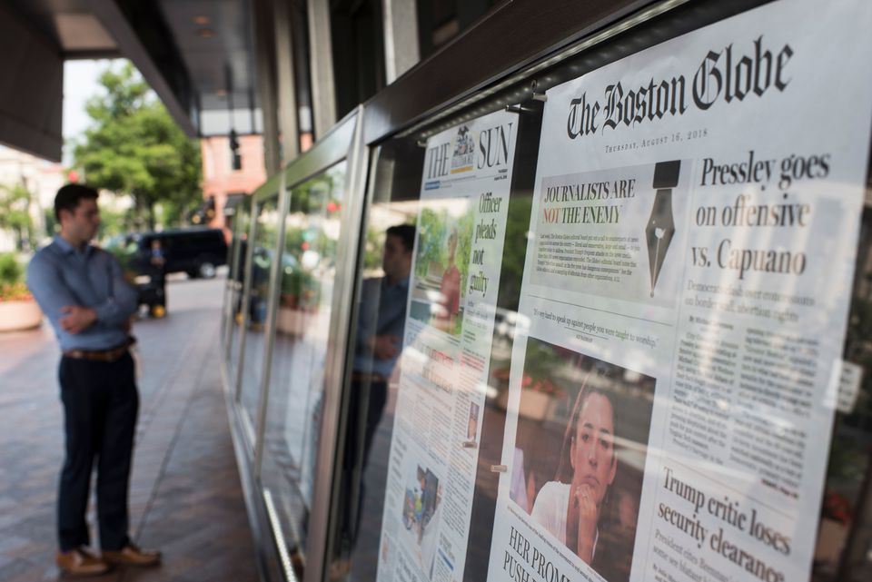 """What this initiative aims to do is really help build a future for local news,'' said Jennifer Preston, vice president for journalism at the Knight Foundation."