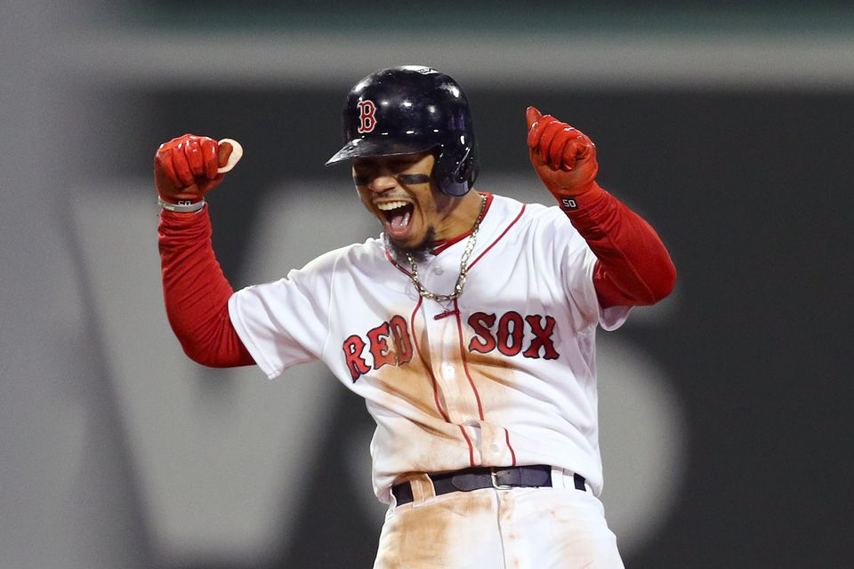 Expect Mookie Betts to win his second straight batting title in 2019, while becoming baseball's first 40-40 player since 2006.