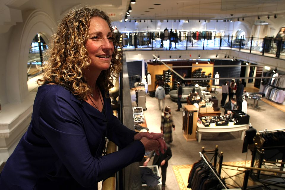Debi Greenberg said she was not interested in a new long-term lease.