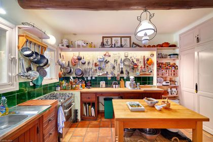 You can now rent Julia Child's cottage in Provence on Airbnb