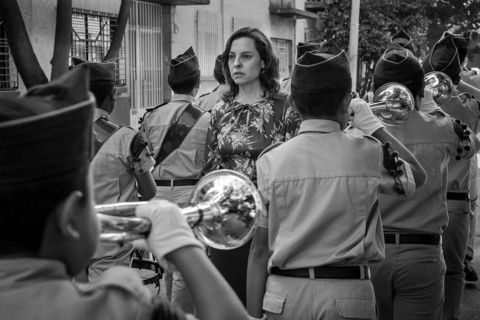 "Marina de Tavira in Alfonso Cuarón's ""Roma."""