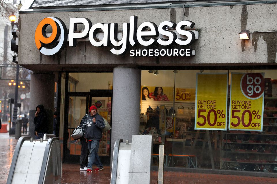 Payless ShoeSource is shuttering all of its 2,100 remaining stores in the United States and Puerto Rico.