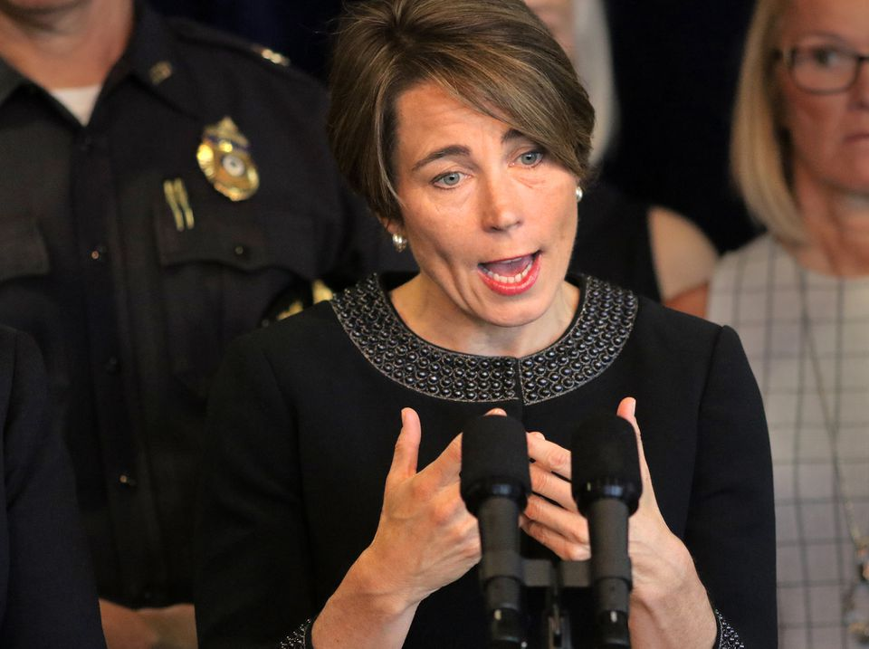 Maura Healey said the proposed merger has the potential to destabilize independent hospitals, particularly those in lower-income communities, by drawing patients away from them.