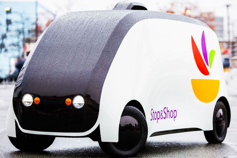 Stop & Shop wants to roll out the driverless stores this spring.