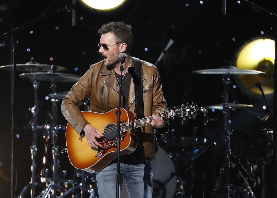 """Eric Church brings his""""Double Down"""" tour to TD Garden this weekend."""