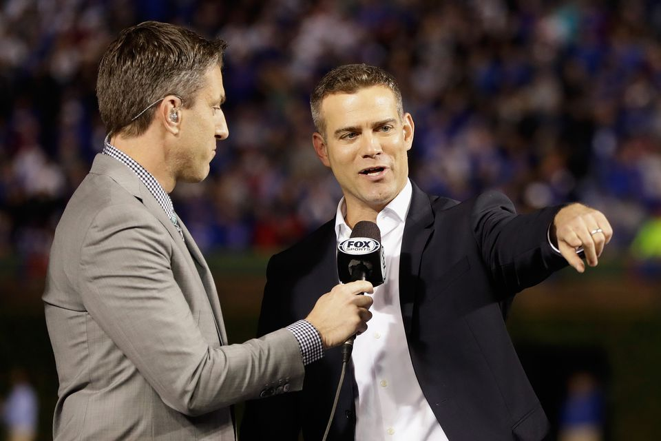 Theo Epstein's Cubs defeated the Dodgers in the NLCS.