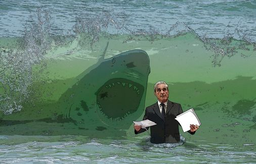 The sharks circle — and eat Mueller for breakfast