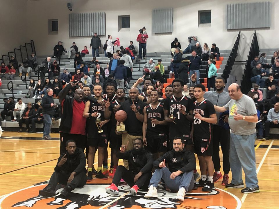TechBoston won the Division 2 title in the Comcast Classic.