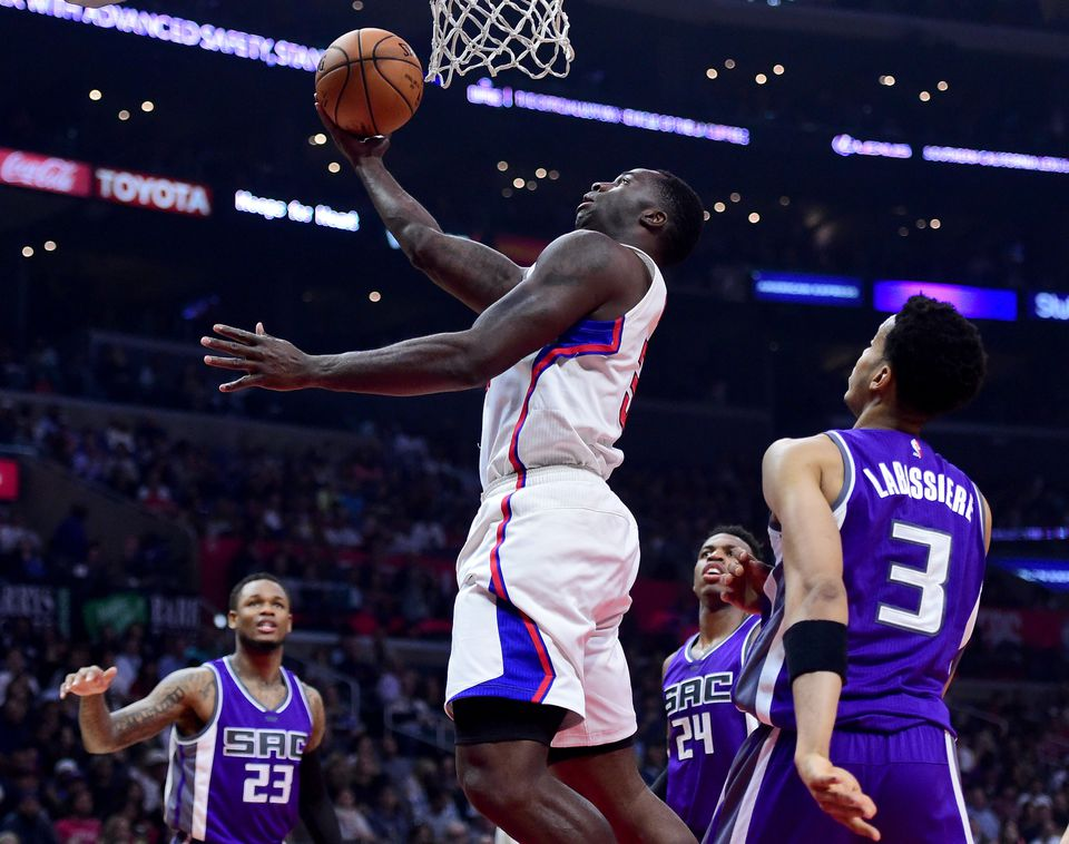 2ce21fcac2d Brandon Bass averaged just 11.1 minutes per game for the Clippers last  season.