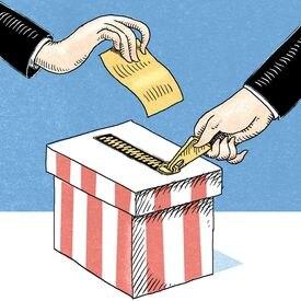 Refusing a vote