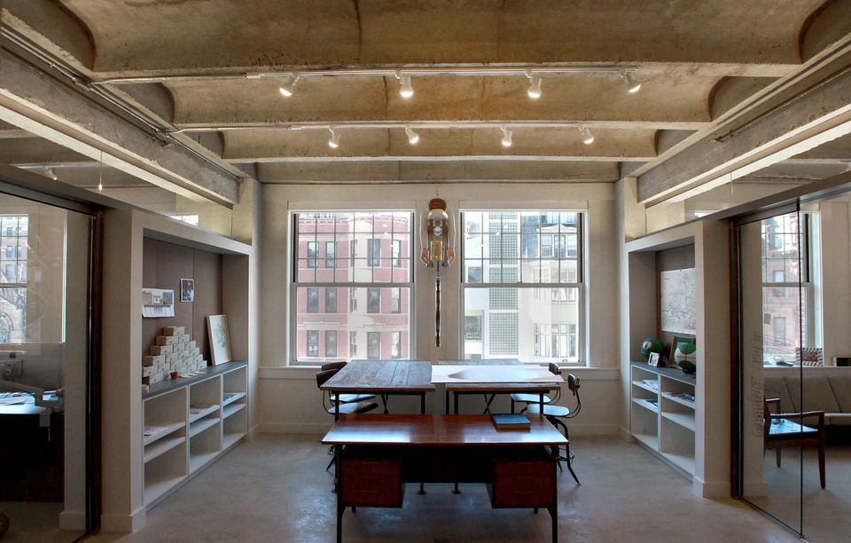 The space won top prize in this year's Boston Society of Architects Design Awards.