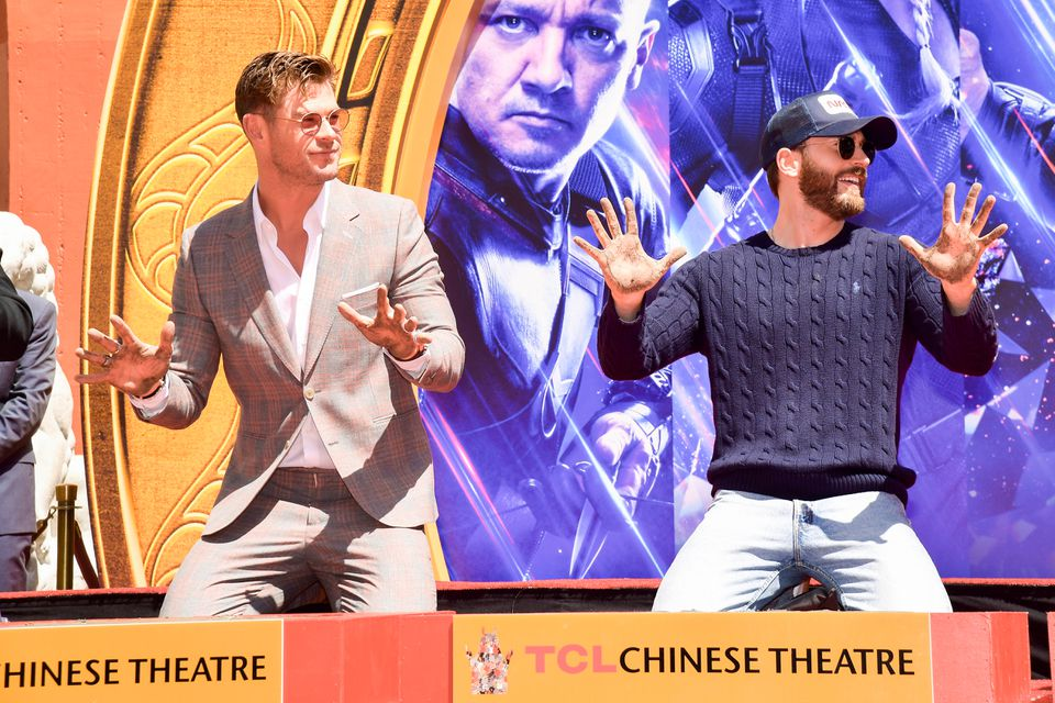 Chris Hemsworth on Secrets of Playing Fat Thor in 'Avengers: Endgame'