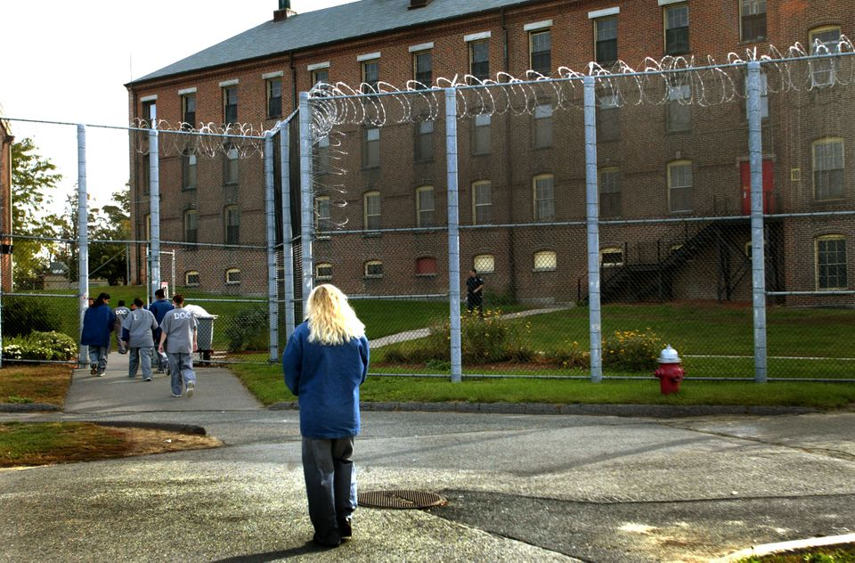 For the first time in the state, a transgender inmate has been moved from an all-male prison to the state women's prison, MCI-Framingham (above) to be housed according to her gender identity.