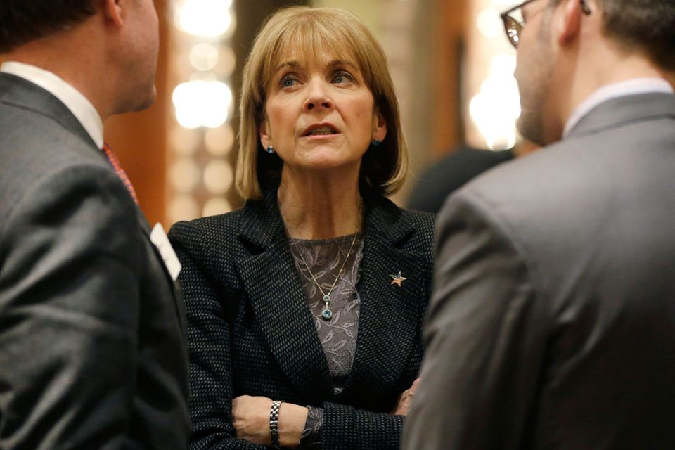 AG Martha Coakley said she had no crystal ball on whether or not the court will decide to permit the repeal measure to go to voters.