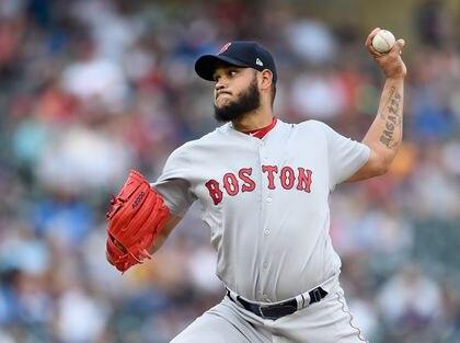 Eduardo Rodriguez gave Red Sox a quantity start - The Boston Globe