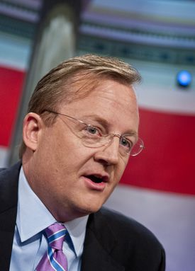 """""""The one thing he could do . . . to clear up whether or not he's done anything illegal"""" is to release more tax returns, Robert Gibbs said."""