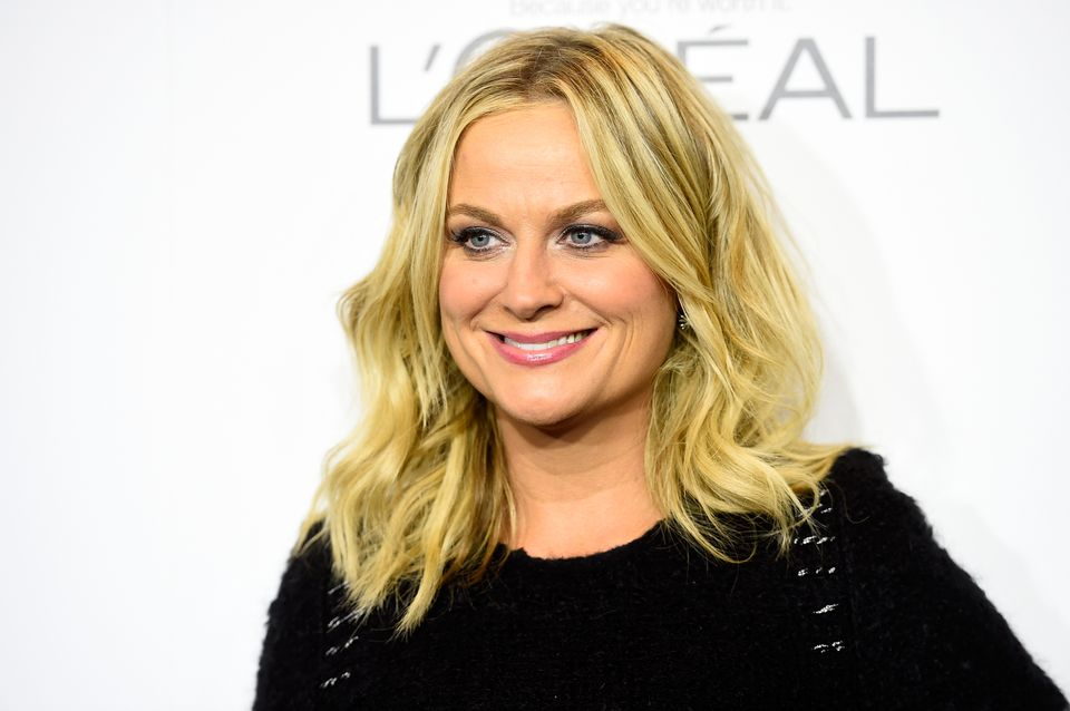 Actress Amy Poehler on Oct. 20 in Beverly Hills, Calif.