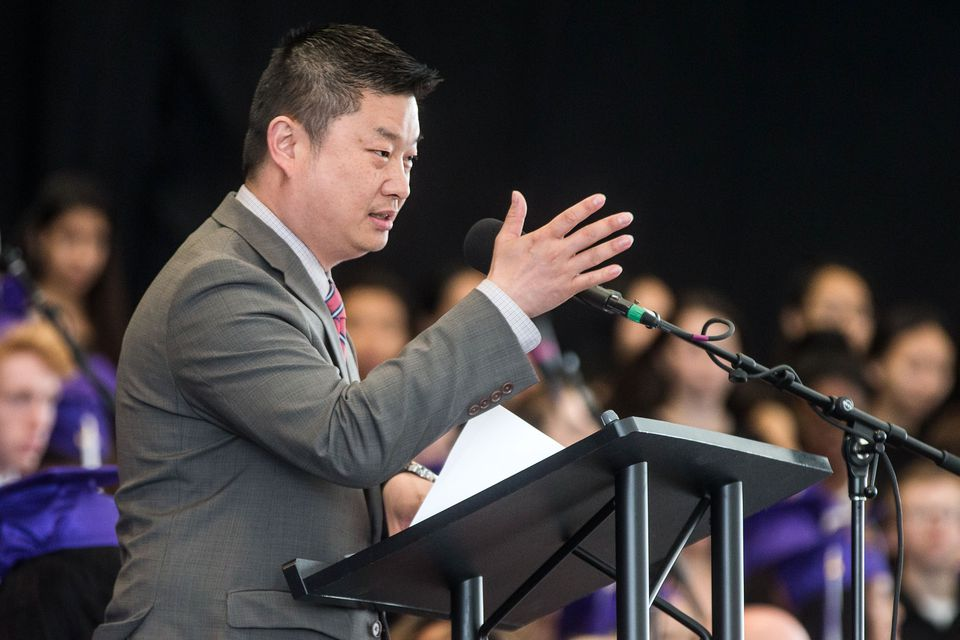 Superintendent Tommy Chang (above) says the group is studying obstacles that may hinder racial diversity during the admissions process at the city's three exam schools.