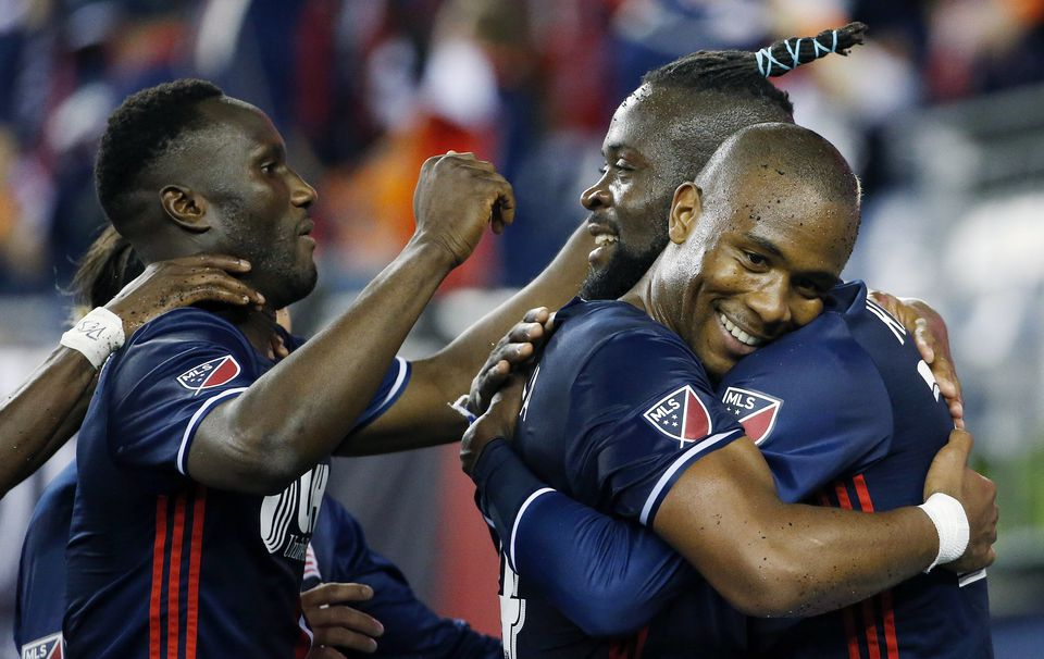 The Revolution are coming off a 4-0 rout of Orlando City.