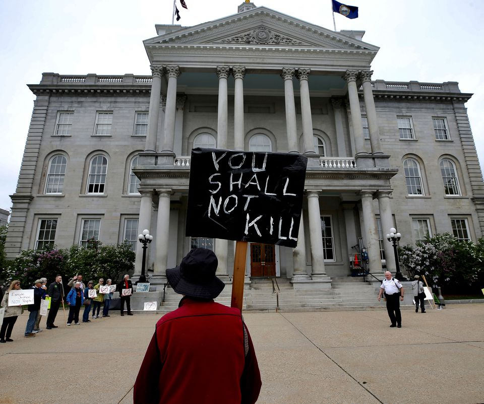 New Hampshire Repeals Death Penalty, Over Governor's Objection