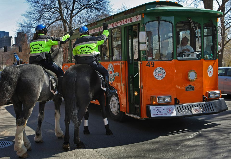 The mounted unit once helped control crowds and secured tough-to-patrol areas.