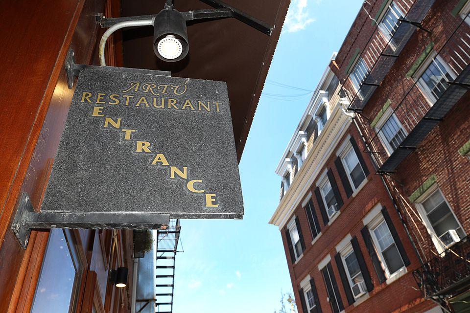 Artu Restaurant in the North End.