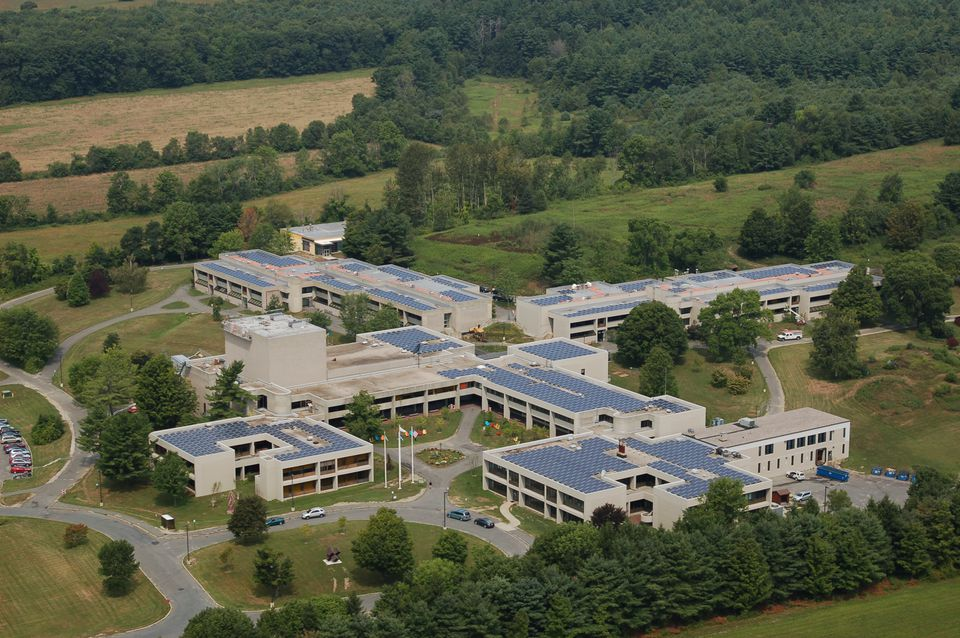 The campus of Berkshire Community College in Pittsfield.