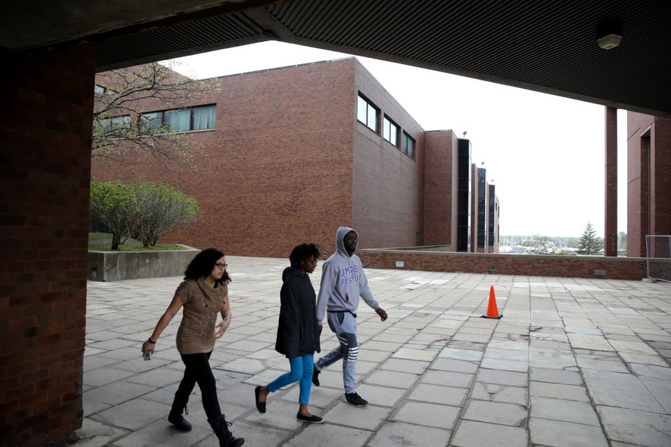 Budget concerns at UMass Boston have forced cutbacks at the school.