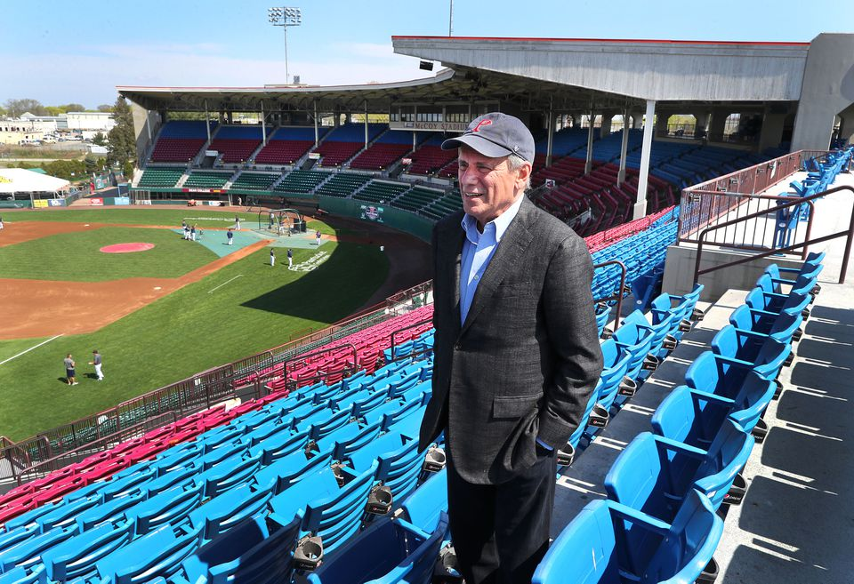Larry Lucchino is chairman of the Pawtucket Red Sox.
