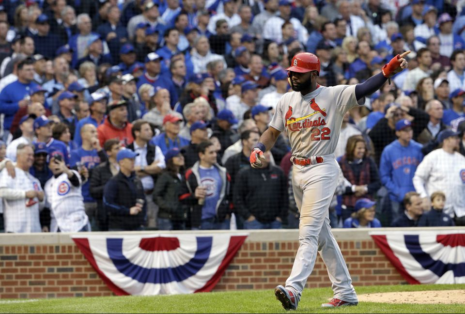 Jason Heyward signed with the Cubs for eight years and $184 million.