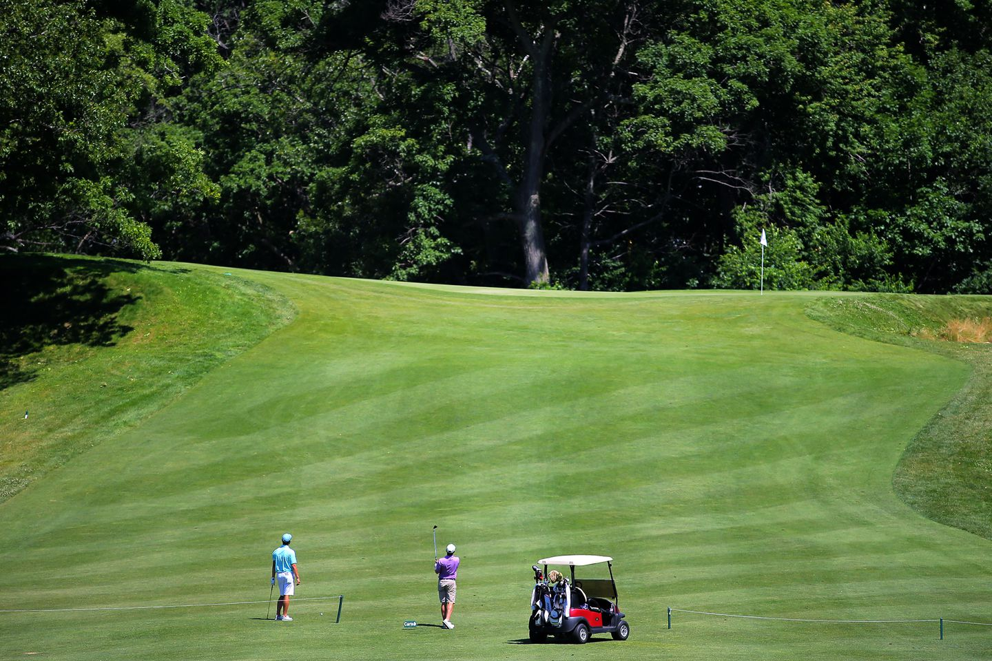 Anyone who played George Wright Golf course in the 1980s or '90s would be blown away by its current condition.