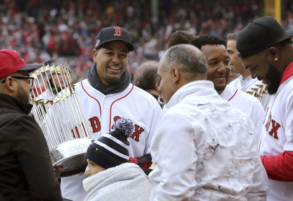 Manny Ramirez became eligible for the Baseball Hall of Fame in 2017.