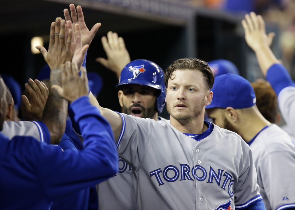 In his first season with the Blue Jays, Josh Donaldson has embraced the city.