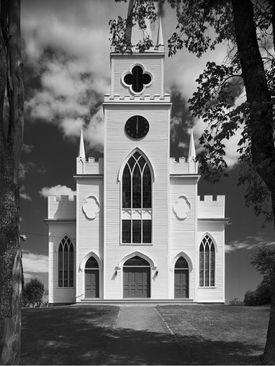 First Congregational Church of East Machias, East Machias, Maine.