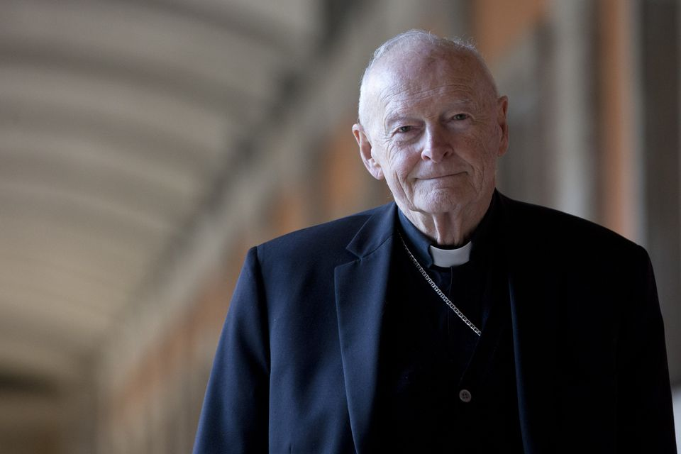Pope Francis has defrocked former U.S. Cardinal Theodore McCarrick after Vatican officials found him guilty of soliciting for sex while hearing Confession and sexual crimes against minors and adults.
