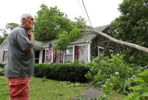 Harwich Recovers From Tornado If It Had Gone Three Feet