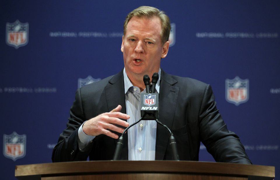 """An arbitrator ruled that a new personal conduct policy was validly issued under Roger Goodell's """"broad"""" """"far-reaching"""" and """"plenary"""" authority under the NFL's Constitution and By-Laws."""