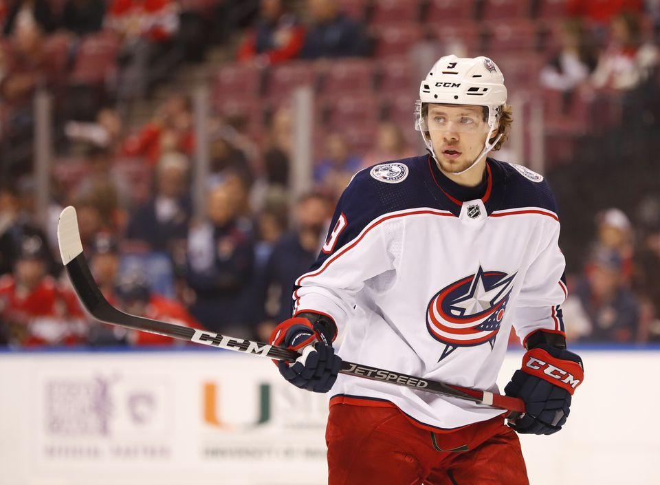 Lots of eyes are trained on Blue Jackets left wing Artemi Panarin, who is the top wing in the NHL's trade market, which ends Feb. 25.