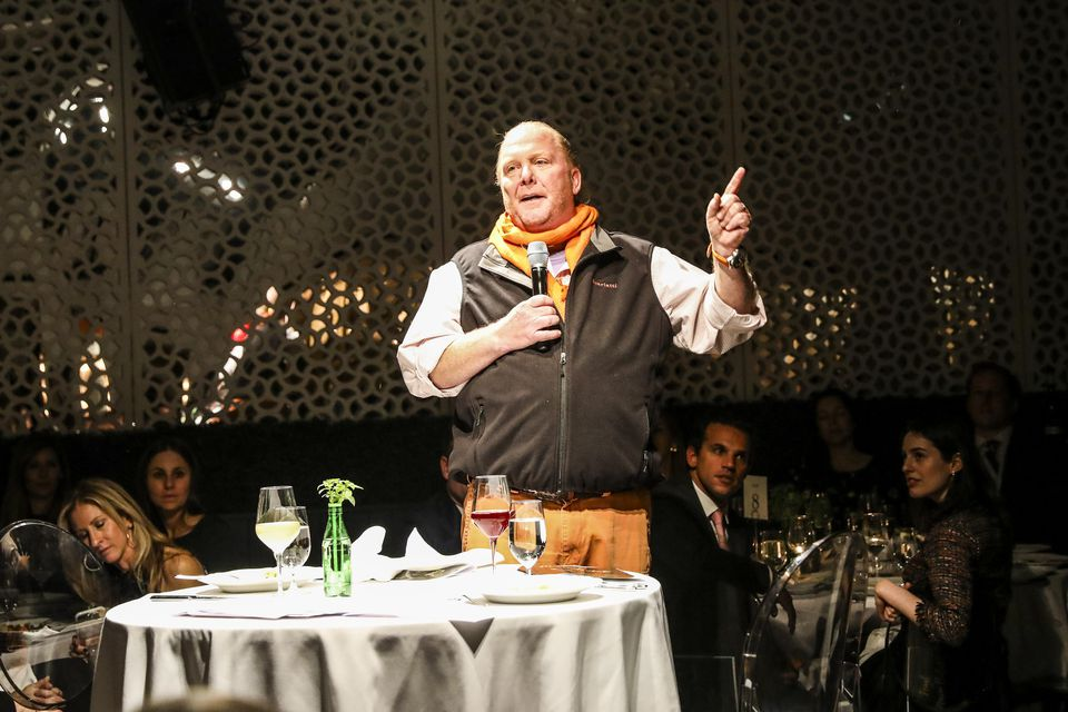 Mario Batali Charged With Indecent Assault and Battery in 2017 Case