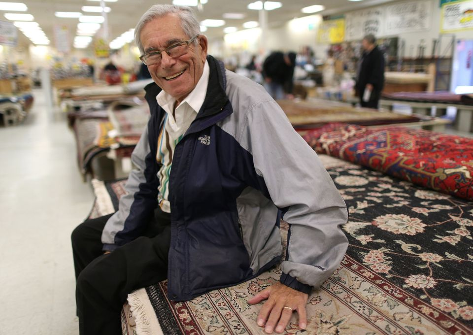 Cofounder Gerry Elovitz, long known as Jerry Ellis, plans to close all his Building #19 stores, including Weymouth's (above).
