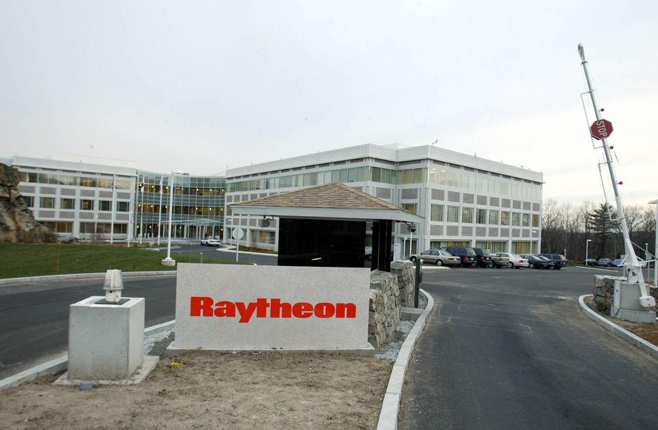 Raytheon and United Technologies merger to create U.S.  defence giant