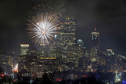 Here's a list of July 4th fireworks displays in