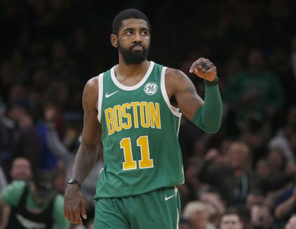 479a2f3fe91 Why Kyrie Irving thinks this team will be fine, and other Celtics ...