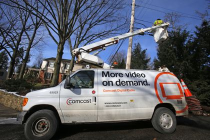 Overnight service woes affect Comcast customers - The Boston Globe