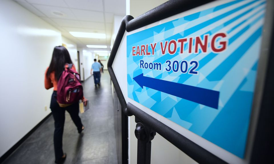 California's foray into early voting could change the contours of the Democratic nomination battle in 2020.