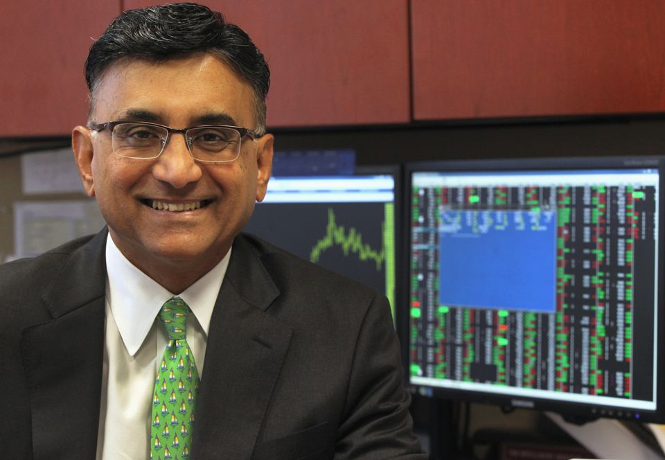 Raj Sharma, managing director, Merrill Lynch Private Banking and Investment Group.