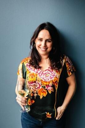 Theresa Paopao, wine director at Oleana