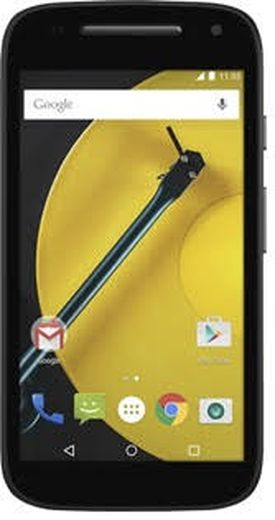 The Moto E smartphone is one of the devices Sprint will give to some Brockton High students in January.