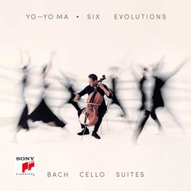 "Yo-Yo Ma approaches Bach with simple phrasing, a lean tone, and supreme directness on ""Six Evolutions — Bach: Cello Suites."""